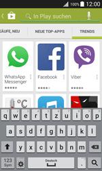 Samsung J100H Galaxy J1 - Apps - Herunterladen - Schritt 14