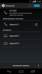 Motorola Moto G - Bluetooth - Jumeler avec un appareil - Étape 8