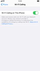 Apple iPhone SE (2020) - WiFi - Enable WiFi Calling - Step 8