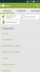Huawei Ascend G630 - apps - app store gebruiken - stap 6