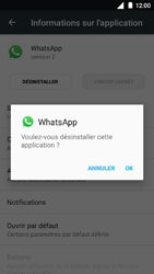 Nokia 3 - Applications - Comment désinstaller une application - Étape 7