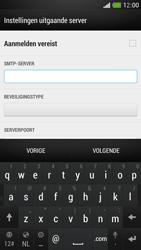 HTC One Mini - E-mail - Account instellen (IMAP zonder SMTP-verificatie) - Stap 14