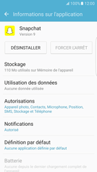 Samsung Galaxy S7 Edge - Applications - Comment désinstaller une application - Étape 7