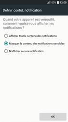 HTC 10 - Sécuriser votre mobile - Activer le code de verrouillage - Étape 12
