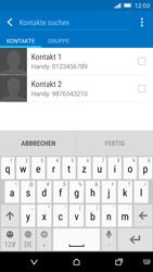 HTC One M9 - MMS - Erstellen und senden - 2 / 2