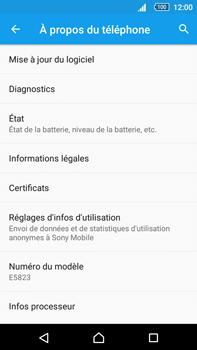 Sony Xperia Z5 Premium (E6853) - Appareil - Mises à jour - Étape 6