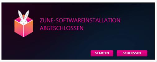 Nokia Lumia 800 / Lumia 900 - Software - Installieren von Software zur PC-Synchronisierung - Schritt 8