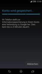 Sony Xperia T3 - Apps - Konto anlegen und einrichten - 18 / 22