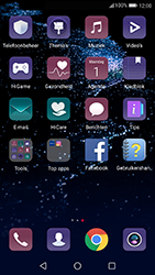 Huawei P10 - Android Oreo - MMS - Afbeeldingen verzenden - Stap 2