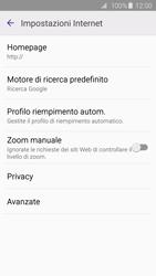 Samsung Galaxy S6 Edge - Internet e roaming dati - Configurazione manuale - Fase 25