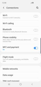 Samsung Galaxy S10e - Internet and data roaming - Manual configuration - Step 7