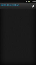 Sony ST25i Xperia U - E-mail - Configuration manuelle - Étape 4