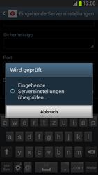Samsung Galaxy S III - OS 4-1 JB - E-Mail - Konto einrichten - 10 / 19