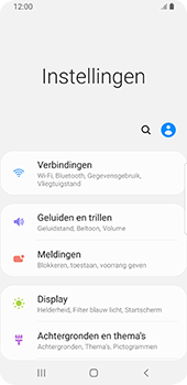 Samsung galaxy-s9-android-pie - Internet - buitenland - Stap 4
