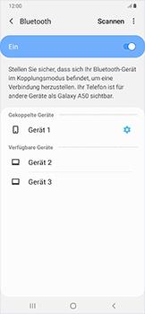 Samsung Galaxy A50 - Bluetooth - Geräte koppeln - Schritt 11