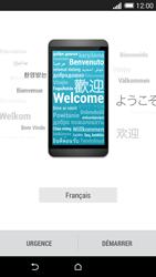 HTC Desire 816 - Premiers pas - Créer un compte - Étape 3