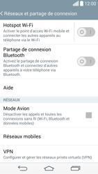 LG G3 - Réseau - Sélection manuelle du réseau - Étape 5