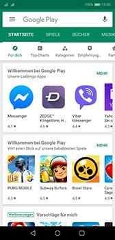 Huawei P20 - Android Pie - Apps - Konto anlegen und einrichten - Schritt 21