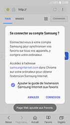 Samsung Galaxy A5 (2017) - Android Oreo - Internet - navigation sur Internet - Étape 9