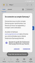 Samsung A320F Galaxy A3 (2017) - Android Oreo - Internet - Navigation sur Internet - Étape 9