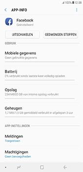 Samsung Galaxy J6 Plus - apps - apps afsluiten - stap 6