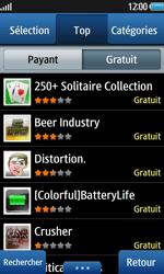 Samsung Wave 2 - Applications - Télécharger une application - Étape 8