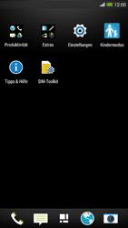 HTC One Max - Apps - Eine App deinstallieren - Schritt 3
