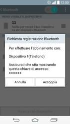 LG G3 - Bluetooth - Collegamento dei dispositivi - Fase 8