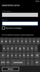Nokia Lumia 1320 - E-Mail - Konto einrichten - Schritt 9