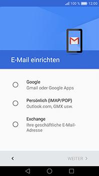 Huawei P9 Plus - E-Mail - Konto einrichten (gmail) - 0 / 0