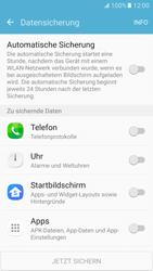 Samsung Galaxy S7 - Datenschutz und Sicherheit - Samsung synchronisieren - 2 / 2