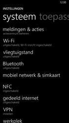 Nokia Lumia 930 - Internet - Uitzetten - Stap 5
