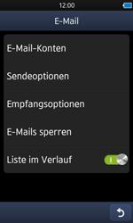 Samsung S8600 Wave 3 - E-Mail - Konto einrichten - Schritt 14
