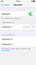 Apple iPhone 5s - iOS 11 - Bluetooth - Collegamento dei dispositivi - Fase 9