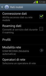 Samsung Galaxy S III Mini - Internet e roaming dati - Configurazione manuale - Fase 6