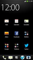 HTC One Mini - SMS - Manuelle Konfiguration - 3 / 10