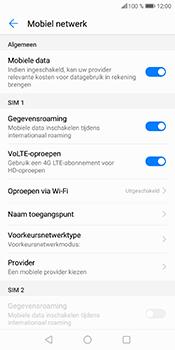 Huawei P Smart (Model FIG-LX1) - Buitenland - Internet in het buitenland - Stap 9