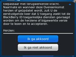 BlackBerry 9320 Curve - BlackBerry activeren - BlackBerry ID activeren - Stap 7