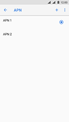 Nokia 3 - Android Oreo - MMS - Configuration manuelle - Étape 17