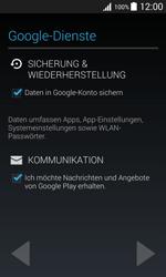 Samsung G388F Galaxy Xcover 3 - Apps - Konto anlegen und einrichten - Schritt 13