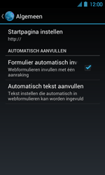 Acer Liquid Glow E330 - Internet - Handmatig instellen - Stap 24