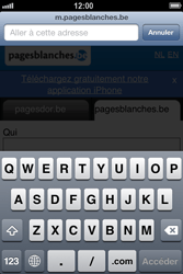 Apple iPhone 4 S - iOS 6 - Internet - navigation sur Internet - Étape 15