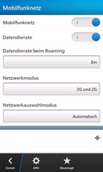 BlackBerry Z10 - Internet - Manuelle Konfiguration - Schritt 11