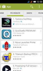 Alcatel One Touch Pop C3 - Applicazioni - installazione delle applicazioni - Fase 8