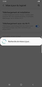 Samsung Galaxy S9 Plus - Android Pie - Logiciels - Installation de mises à jour - Étape 7