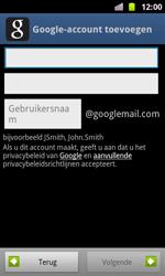 Samsung I8160 Galaxy Ace II - apps - account instellen - stap 8