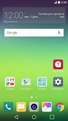 LG LG G5 - Internet - Configuration manuelle - Étape 2