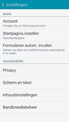 Samsung G901F Galaxy S5 Plus - Internet - buitenland - Stap 24