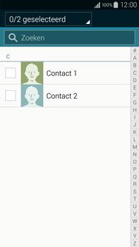 Samsung Galaxy Note 4 4G (SM-N910F) - Contacten en data - Contacten kopiëren van SIM naar toestel - Stap 10
