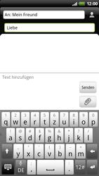 HTC Sensation - MMS - Erstellen und senden - 0 / 0